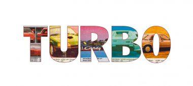 Художественная картина TURBO